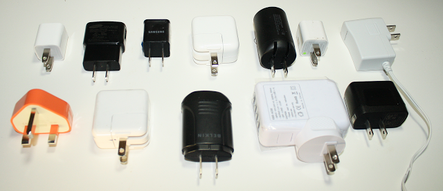 A dozen USB chargers in the lab: Apple is very good, but not quite the best