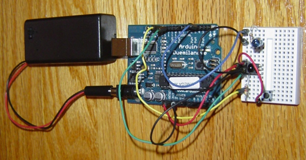An Arduino universal remote: record and playback IR signals
