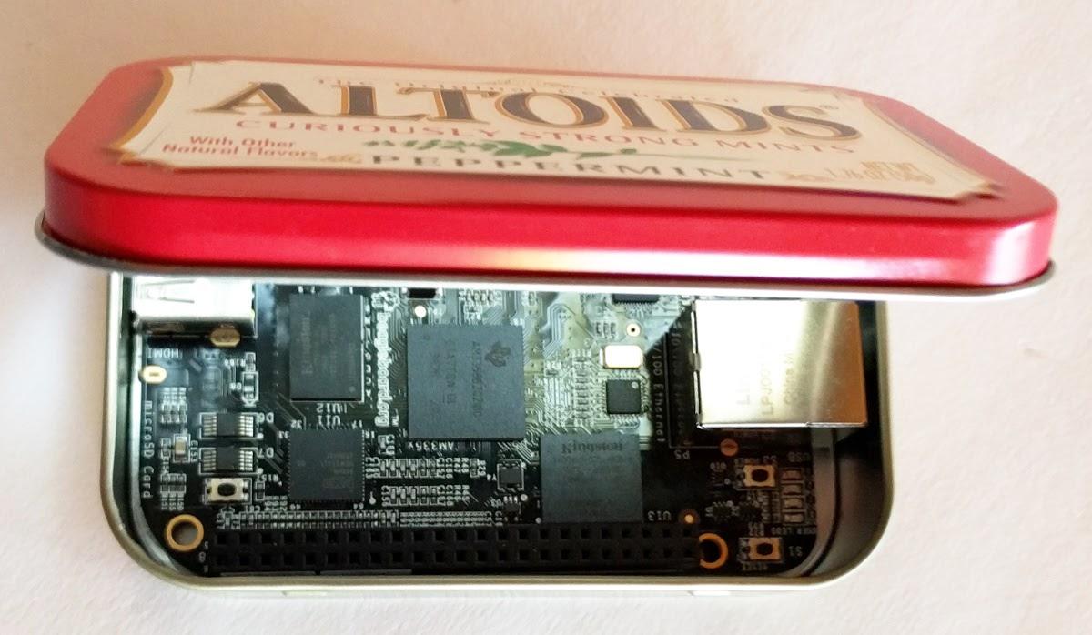How to run C programs on the BeagleBone's PRU microcontrollers