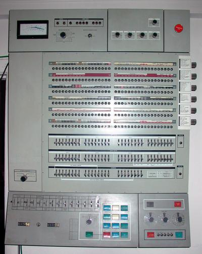IBM System/360 Model 65. From Michael J. Ross.