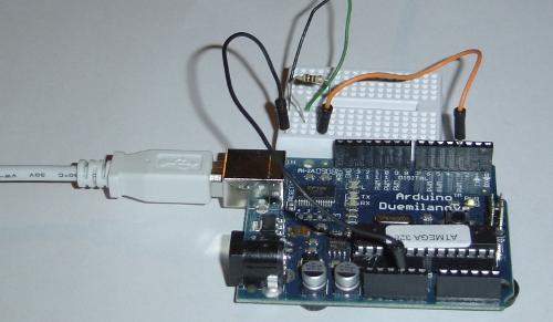 Arduino controlling stereo via IR