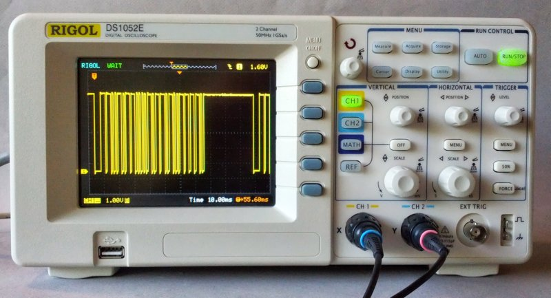 Twelve tips for using the Rigol DS1052E Oscilloscope