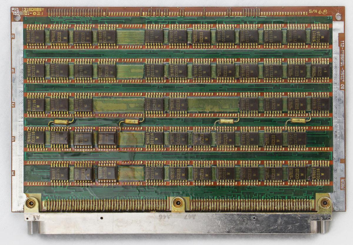 Processor board PR1.