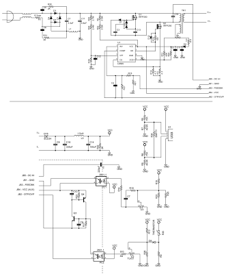 schematic_large s400 dell laptop charger circuit diagram circuit and schematics diagram wiring diagram for hp laptop charger at nearapp.co