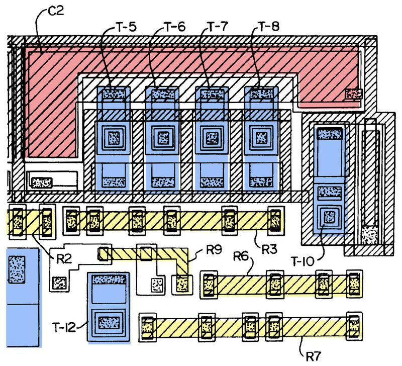A half-cell as shown in the patent.