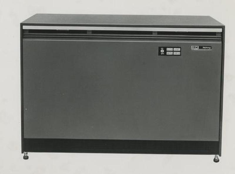 IBM 1026 Transmission Control Unit. Photo from Computer History Museum.