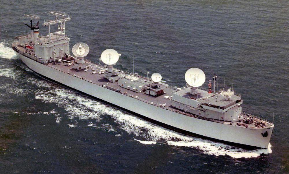 The Vanguard ship, from Wikimedia.