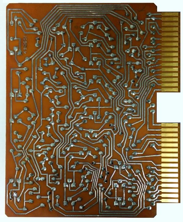 IBM SMS card type ADB 373000