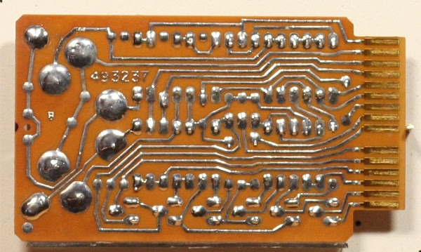 IBM SMS card type AEC 371940