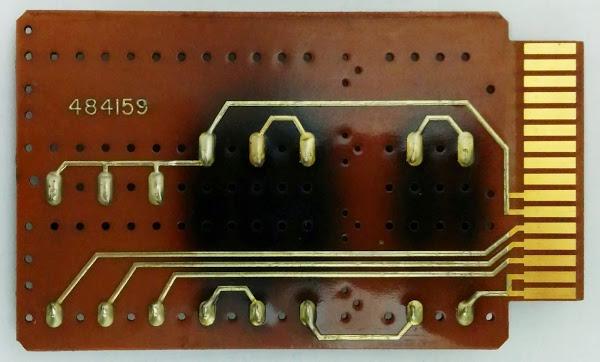 IBM SMS card type AKC 370426