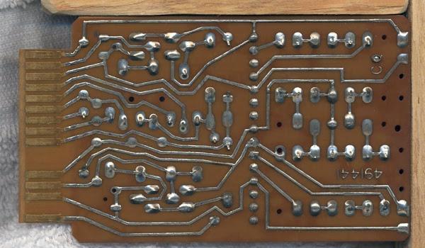 IBM SMS card type CQZV 371271