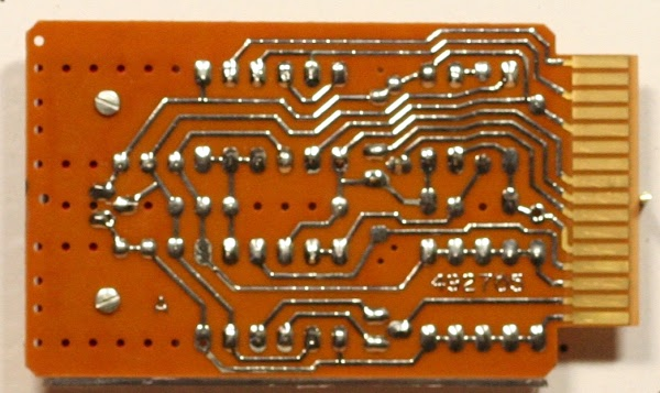 IBM SMS card type DKA 370443