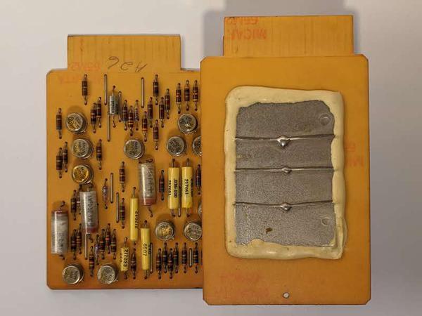 IBM SMS card type HGB 373807