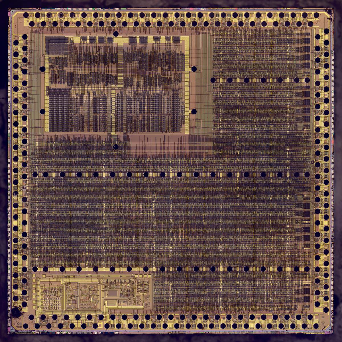 Die photo of the chip. (Click for a larger version.)